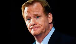 Roger Goodell: Fans Don't Watch NFL To Be Protested To