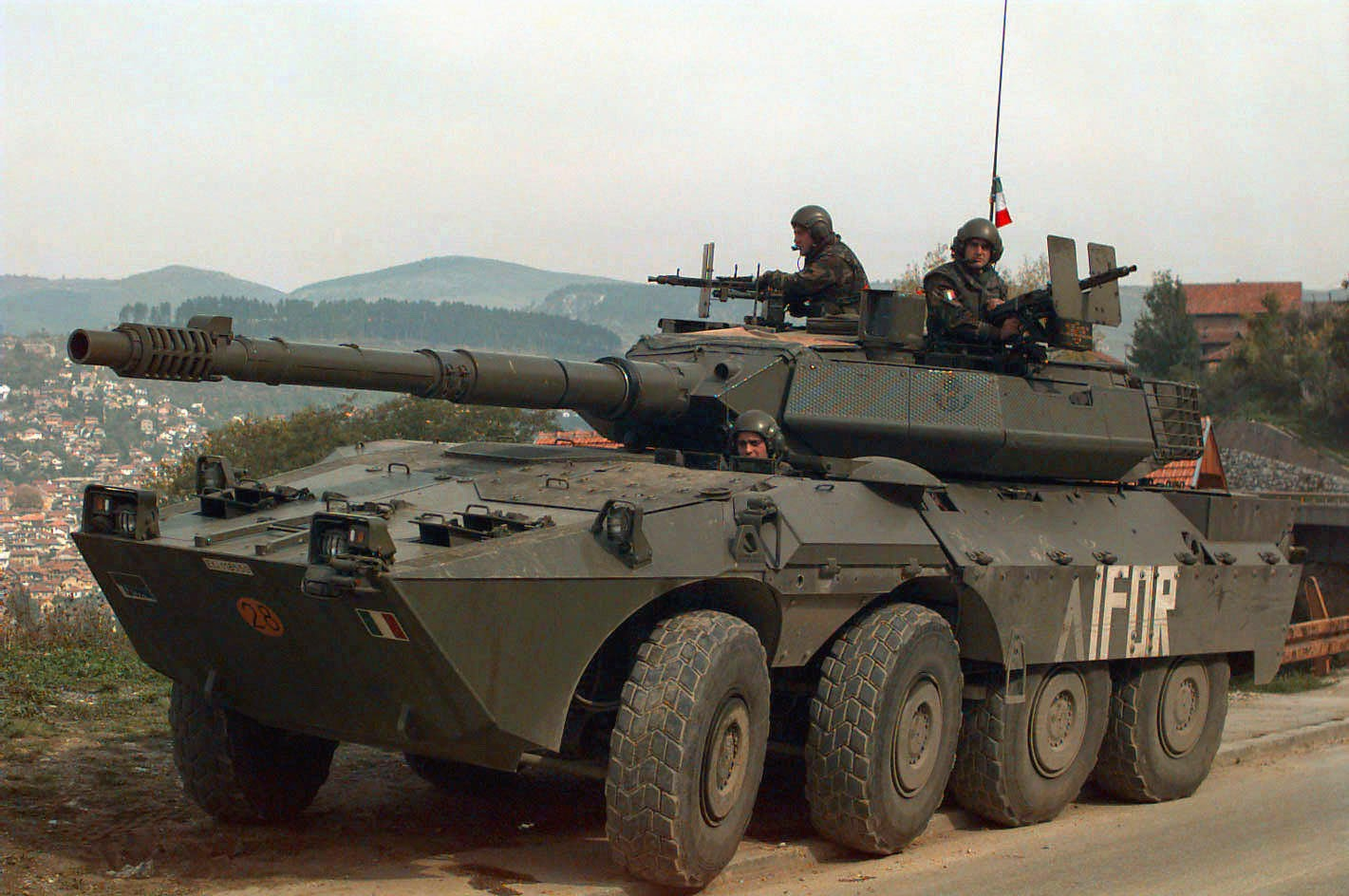 Weaponry of the Italian Armed Forces