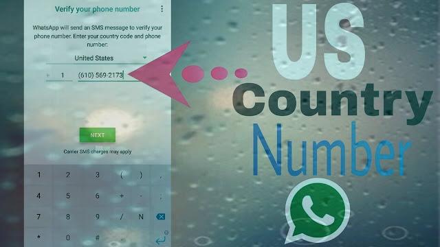 تطبيق 2ndLine لعمل وانشاء رقم أمريكي وتفعيل الواتس اب