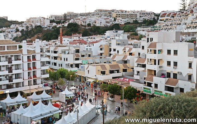 Albufeira-costa-Algarve