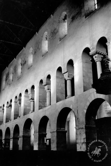 VIGNORY (52) - Eglise Saint-Etienne (IXe-XIIe siècle)