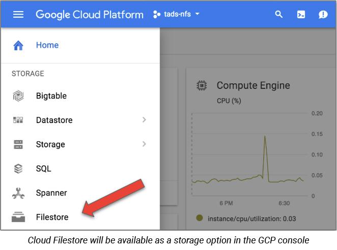 Google Cloud Platform Blog New Cloud Filestore service brings GCP
