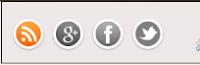 кнопки социальных сетей для блога