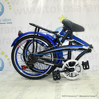 20 Inch Totoron Aero Folding Bike