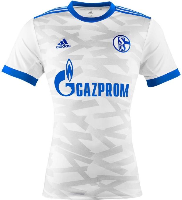 Adidas lança a nova camisa reserva do Schalke 04 - Show de Camisas 290b5620e66a2