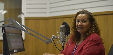 Após 41 anos Artemisa Azevedo se despede da Rádio Nacional