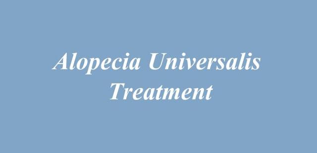 Alopecia Universalis Treatment