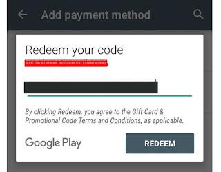Cara Membeli Dan Redeem Kode Voucher Google Play Indomaret