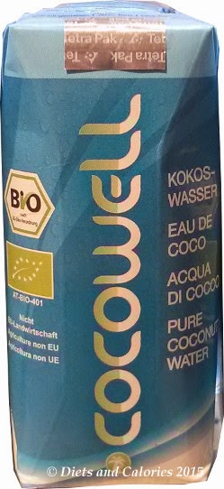 cocowell coconut water