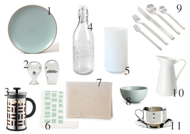 Simply Chic Table Setting for Breakfast - The Mommist
