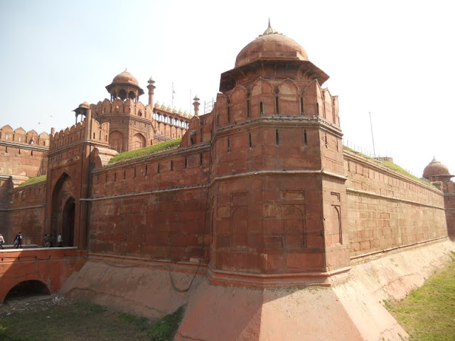 Delhi Points of Interest: The Red Fort