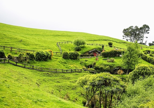 Hobbiton Movie Set, Selandia Baru