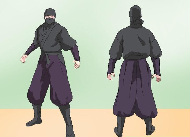ninja tekniği