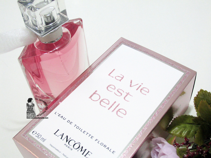 amor la vie est belle florale lanc me perfumaria o. Black Bedroom Furniture Sets. Home Design Ideas