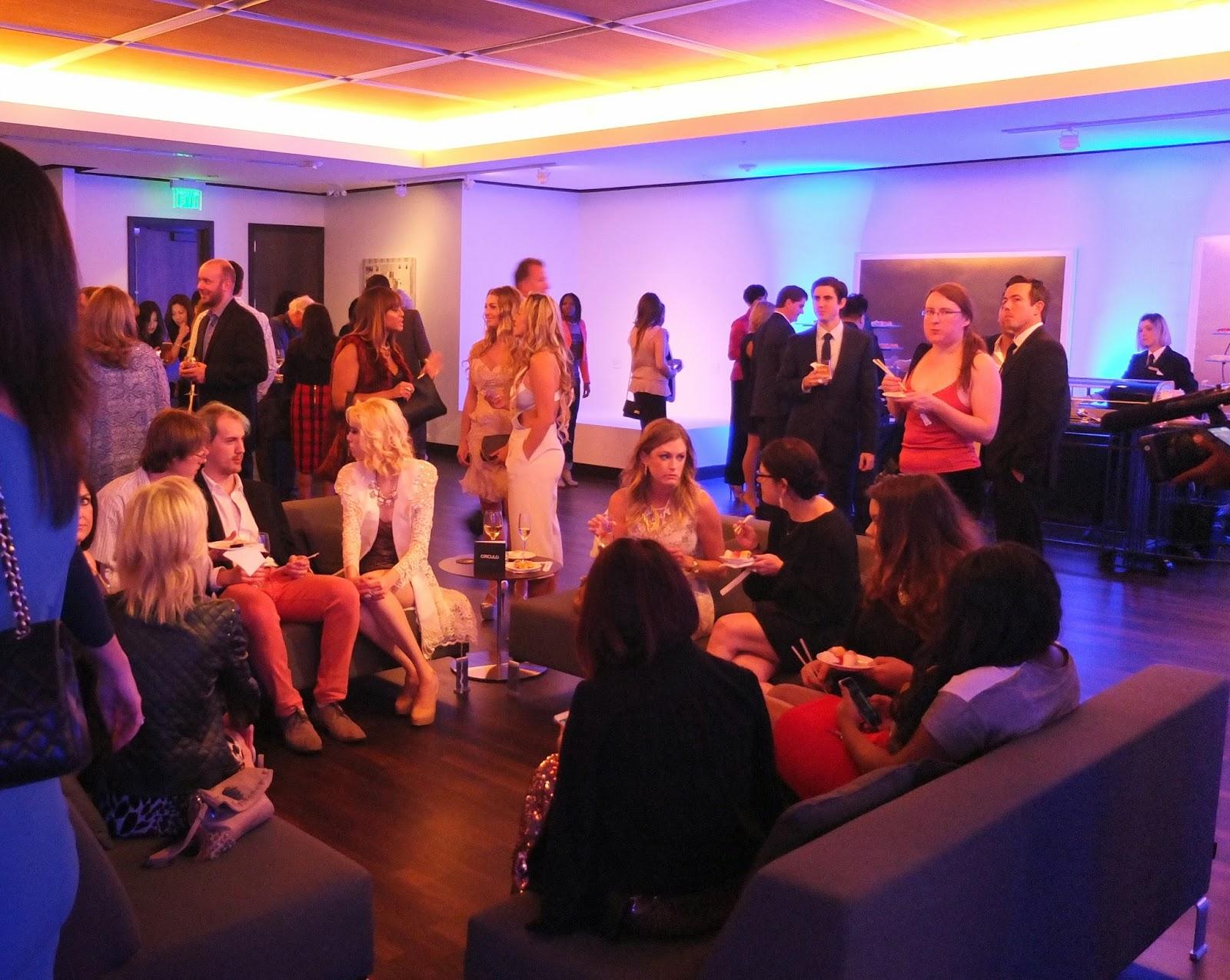Fashion Houston Row Call, Fashion Houston Five