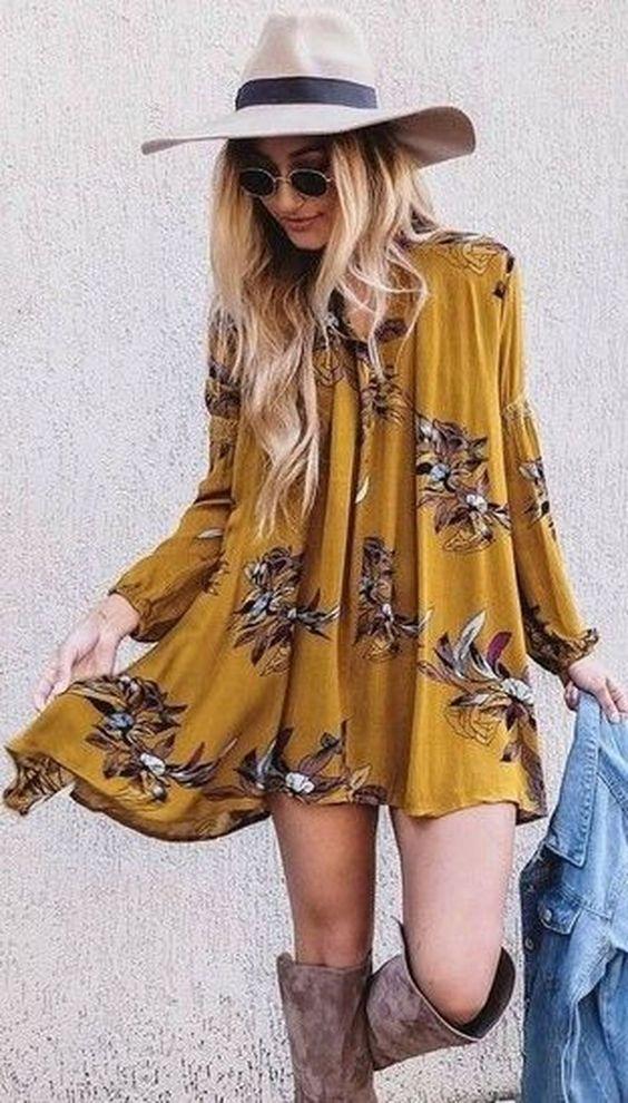 Floral Dress Image-1