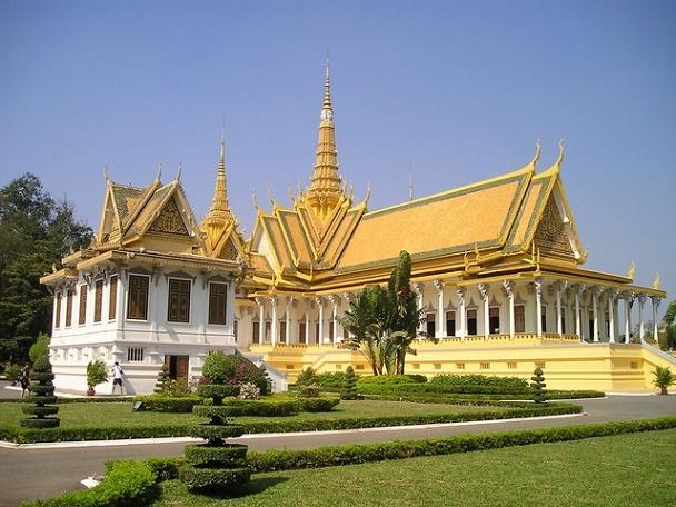 اهم الاماكن السياحية في كمبوديا