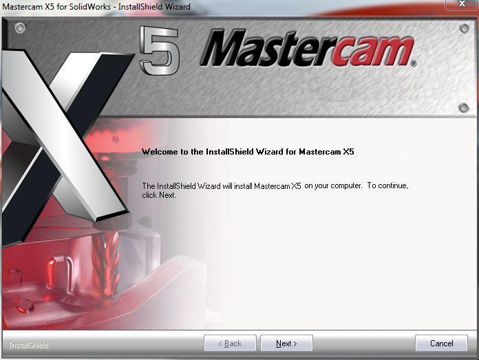 Free Download Mastercam X5 14.0.4.33 FULL