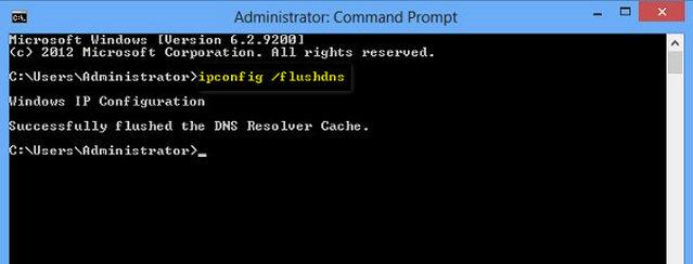 كيفية إصلاح أخطاء DNS واستعادة الوصول إلى الإنترنت