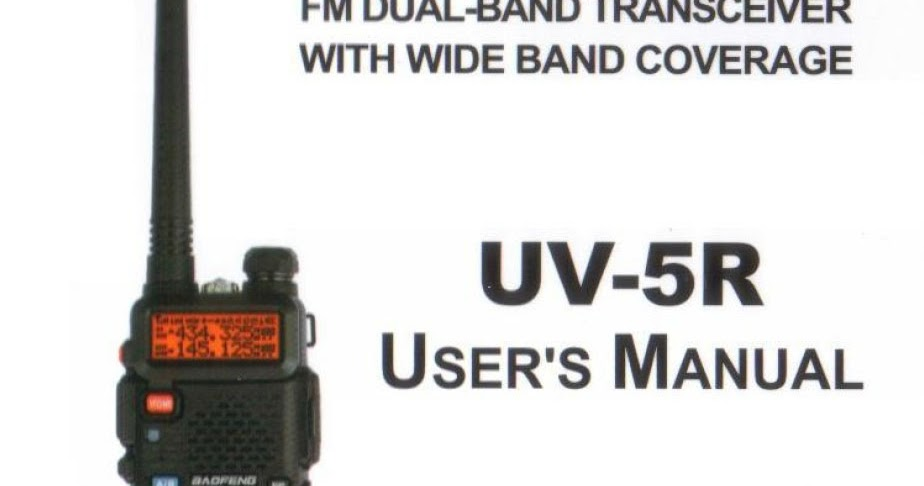 Service manual Nmax Uv 5r programming Software chirp