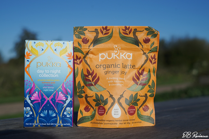 Pukka Herbs Christmas gift selection