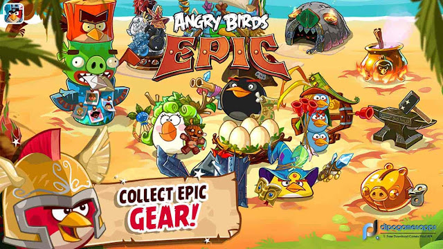 Angry Birds Epic APK + Data Download