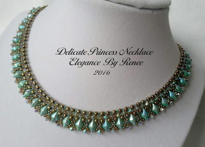 Delicate Princess Necklace