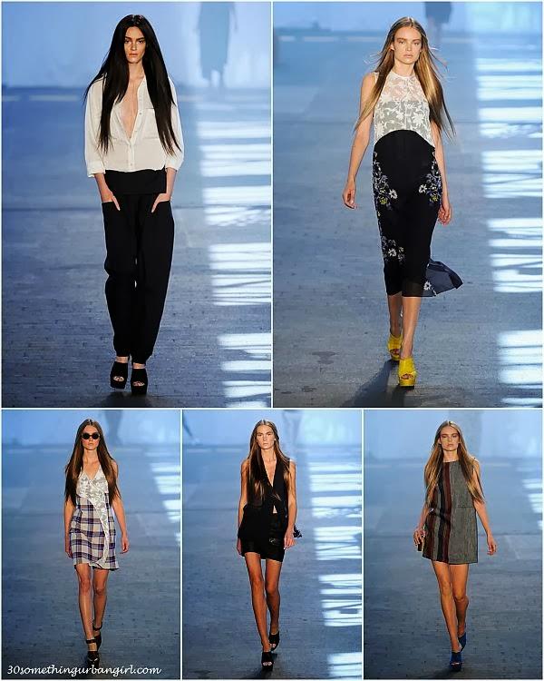 JenKao S/S2014 runway dresses