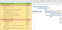 Microsoft Project Plan MPP Sample