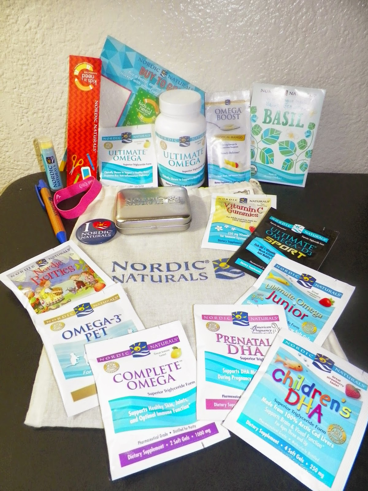 Nordic Naturals Fish Oil Intergrity