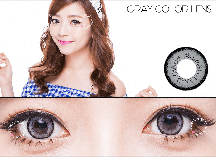 vassen dolly plus gray circle lenses