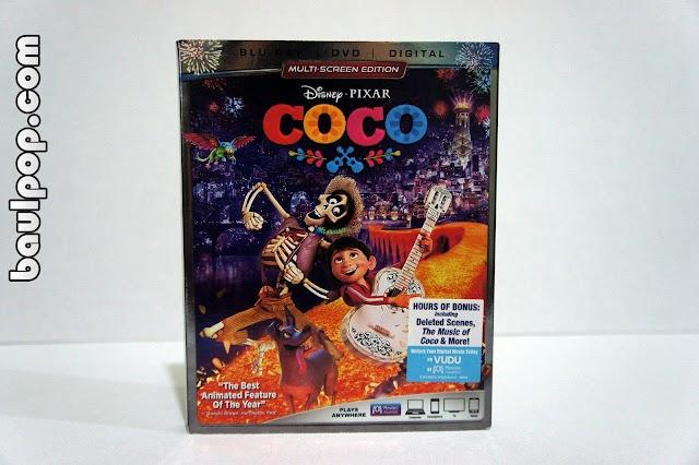 Coco, Edición Importada con Slipcover