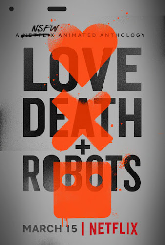 Love, Death & Robots (Web-DL 720p Ingles Subtitulada) (2019)