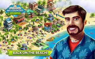 2020: My Country Apk v9.30.91541 Mod (Free Shopping) Terbaru