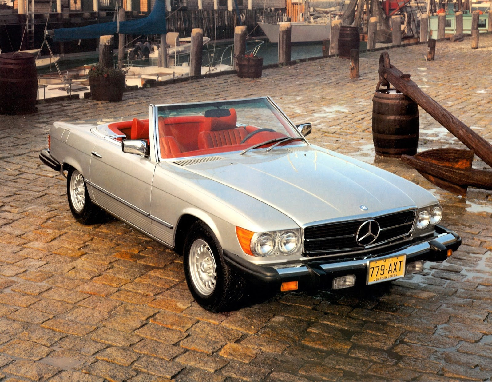 the automobile and american life wheels for my mercedes 380 sl r107. Black Bedroom Furniture Sets. Home Design Ideas