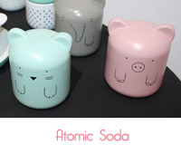 tirelire de atomic soda