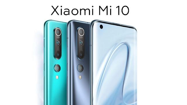 Xiaomi Mi 10 Indonesia Resmi
