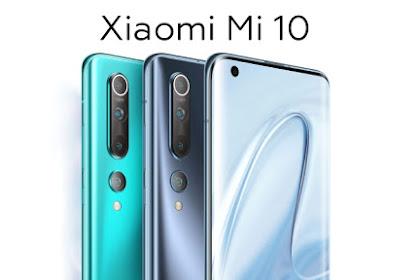Xiaomi Mi 10 Indonesia, Resmi Lho | Spesifikasi dan Harga