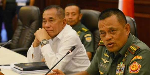 Panglima TNI Tak akan Jelaskan soal Senjata ke Wiranto dan Menhan, Ini Alasannya