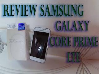 Samsung Galaxy Core Prime LTE 4G REVIEW