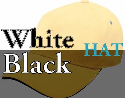 Teknik seo black dan white hat. Pengertian dan contoh tekniknya yang bisa diterapkan di blog. Dampah dan bagus yang mana?