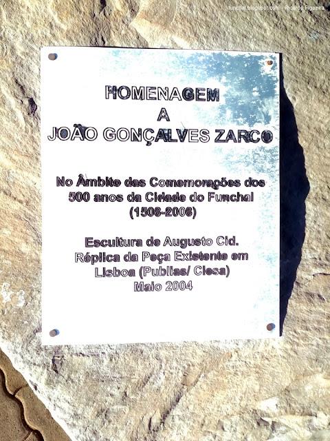 JOÃO GONÇALVES ZARCO - FUNCHAL