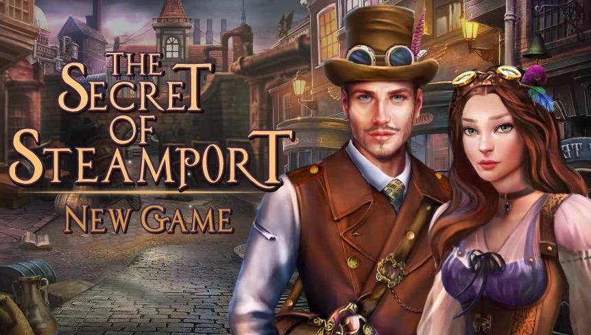 Hidden4Fun The Secret of Steamport