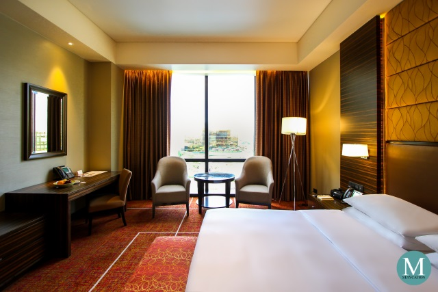 Hyatt City of Dreams Manila Club Room