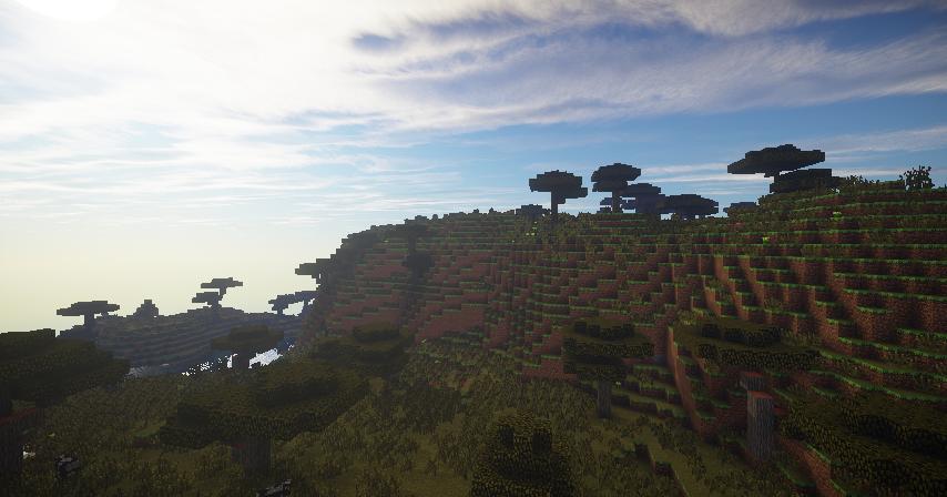 1.7.2真實光影懶人包 - Minecraft Mod 當個創世神模組介紹