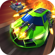 Road Rampage: Racing & Shooting to Revenge - VER. 4.5.1 Unlimited (Gold - Diamonds) MOD APK