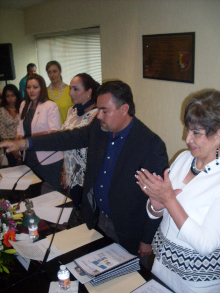 Marco Antonio Gastelum Puppo titular del Poder Legislativo en BCS