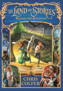 Beyond the Kingdoms by Chris COlfer