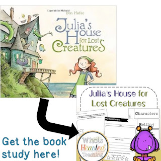 https://www.teacherspayteachers.com/Product/Julias-House-for-Lost-Creatures-2624851