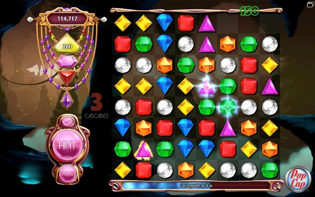 Bejeweled 3 PC Games Gameplay